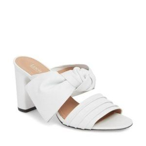 Lewit Rosa Knotted Bow Mule